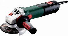 Углошлифовальная машина Metabo WEV 15-125 Quick 1550Вт 11000об/мин рез.шпин.:M14 d=125мм