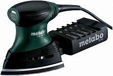Дельта шлифовальная машина Metabo FMS 200 Intec 200Вт кейс