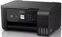 МФУ струйный Epson L3160 (C11CH42405) A4 WiFi USB черный
