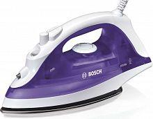 Утюг Bosch TDA2320 2000Вт белый/фиолетовый