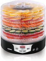 Сушка для фруктов и овощей BBK BDH305D 5под. 240Вт черный