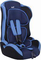 Автокресло детское Siger Некст от 9 до 36 кг (1/2/3) синий