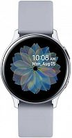 "Смарт-часы Samsung Galaxy Watch Active2 40мм 1.2"" Super AMOLED арктика (SM-R830NZSASER)"