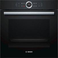 Духовой шкаф Электрический Bosch HBG6750B1 черный