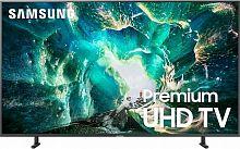 "Телевизор LED Samsung 55"" UE55RU8000UXRU 8 серебристый/Ultra HD/1000Hz/DVB-T2/DVB-C/DVB-S2/USB/Smart TV (RUS)"