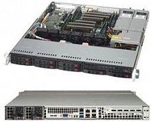 Корпус SuperMicro CSE-113MFAC2-R804CB 2x800W черный