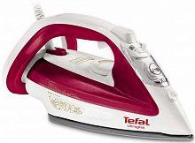 Утюг Tefal FV4912E0 2400Вт белый/красный