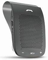 Громкая связь ACV BT-219HD черный Bluetooth V5.0 NFC шумоподавление (упак.:1шт)