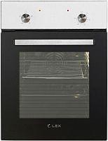 Духовой шкаф Электрический Lex EDM 4540 IX нержавеющая сталь/черный