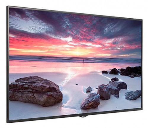 "Панель LG 65"" 65UH5E-B черный P-IPS LED 8ms 16:9 DVI HDMI M/M глянцевая 1100:1 500cd 178гр/178гр 3840x2160 DisplayPort USB 26кг фото 2"