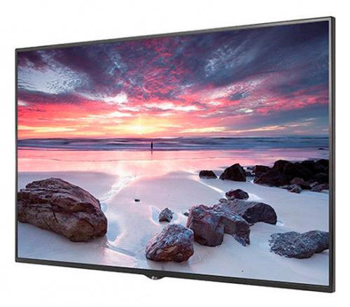 "Панель LG 65"" 65UH5E-B черный P-IPS LED 8ms 16:9 DVI HDMI M/M глянцевая 1100:1 500cd 178гр/178гр 3840x2160 DisplayPort USB 26кг фото 3"