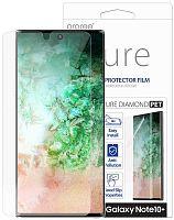 Защитная пленка для экрана Samsung araree Pure Diamond для Samsung Galaxy Note 10+ прозрачная 1шт. (GP-TFN975KDATR)