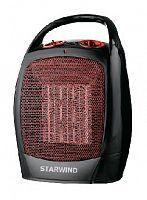 Тепловентилятор Starwind SHV2001 1600Вт черный/красный