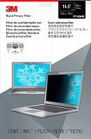 """Экран защиты информации для ноутбука 3M PF140W9B (7100210599) 14"""" черный"""