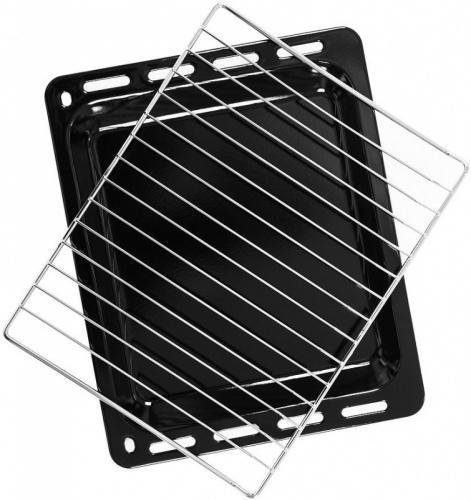 Духовой шкаф Электрический Maunfeld AEOC.575B черный фото 12