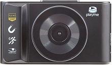 Видеорегистратор Playme TAU черный 2Mpix 1920x1080 1080p 170гр. GPS GP6248