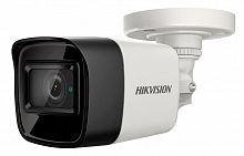 Камера видеонаблюдения Hikvision DS-2CE16H8T-ITF 3.6-3.6мм HD-CVI HD-TVI цветная корп.:белый