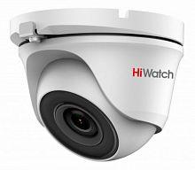 Камера видеонаблюдения Hikvision HiWatch DS-T123 2.8-2.8мм HD-TVI цветная корп.:белый