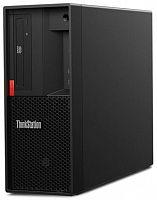 ПК Lenovo ThinkStation P330 MT i7 9700 (3)/16Gb/SSD256Gb/UHDG 630/DVDRW/CR/Windows 10 Professional 64/GbitEth/400W/клавиатура/мышь/черный
