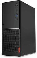 ПК Lenovo V330-15IGM MT Cel J4005 (2)/4Gb/SSD128Gb/UHDG 600/noOS/GbitEth/65W/клавиатура/мышь/черный