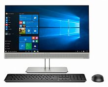"Моноблок HP EliteOne 800 G5 23.8"" Full HD Touch i7 8700 (3.2)/16Gb/1Tb 7.2k/SSD512Gb/RX 560 4Gb/Windows 10 Professional 64/GbitEth/WiFi/BT/180W/клавиатура/мышь/Cam/серебристый 1920x1080"