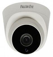 Видеокамера IP Falcon Eye FE-IPC-DP2e-30p 2.8-2.8мм цветная корп.:белый