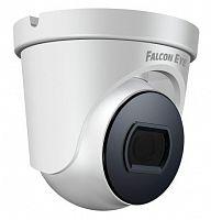 Видеокамера IP Falcon Eye FE-IPC-D2-30p 2.8-2.8мм цветная корп.:белый
