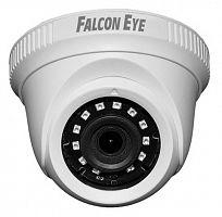 Камера видеонаблюдения Falcon Eye FE-MHD-DP2e-20 3.6-3.6мм HD-CVI HD-TVI цветная корп.:белый