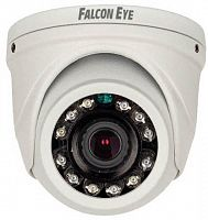 Камера видеонаблюдения Falcon Eye FE-MHD-D2-10 2.8-2.8мм HD-CVI HD-TVI цветная корп.:белый