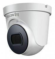 Камера видеонаблюдения Falcon Eye FE-MHD-D2-25 2.8-2.8мм HD-CVI HD-TVI цветная корп.:белый