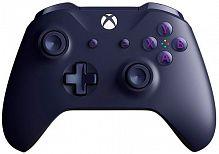 Геймпад Беспроводной Microsoft Fortnite особой серии фиолетовый для: Xbox One (WL3-00164)