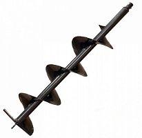 Бур для мотобуров Huter AG-250 для Huter GGD-52 (70/13/5)