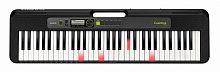 Синтезатор Casio LK-S250 61клав. черный