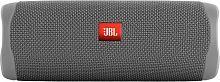 Колонка порт. JBL Flip 5 серый 20W 1.0 BT 4800mAh (JBLFLIP5GRY)