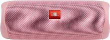 Колонка порт. JBL Flip 5 розовый 20W 1.0 BT 4800mAh (JBLFLIP5PINK)