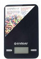 Весы кухонные электронные Endever Skyline KS-527 макс.вес:5кг черный