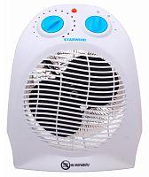 Тепловентилятор Starwind SHV1001 2000Вт белый/синий