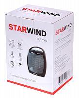 Тепловентилятор Starwind SHV2005 1600Вт черный/серый