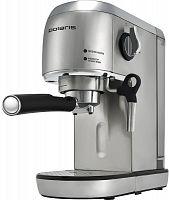 Кофеварка эспрессо Polaris PCM 2001AE 1400Вт нержавеющая сталь