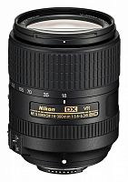Объектив Nikon AF-S DX Nikkor ED VR (JAA821DA) 18-300мм f/3.5-6.3 черный