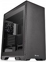 Корпус Thermaltake S500 TG черный без БП ATX 2xUSB2.0 2xUSB3.0 audio bott PSU