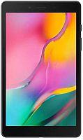 "Планшет Samsung Galaxy Tab A SM-T295 (2.0) 4C/RAM2Gb/ROM32Gb 8"" TFT 1280x800/3G/4G/Android 9.0/черный/8Mpix/2Mpix/BT/GPS/WiFi/Touch/microSD 512Gb/minUSB/5100mAh"