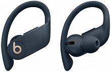 Гарнитура вкладыши Beats Powerbeats Pro темно-синий беспроводные bluetooth (крепление за ухом)
