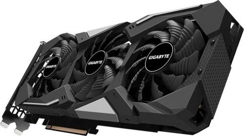Видеокарта Gigabyte PCI-E GV-N166SGAMING OC-6GD nVidia GeForce GTX 1660SUPER 6144Mb 192bit GDDR6 1860/14000/HDMIx1/DPx3/HDCP Ret фото 3