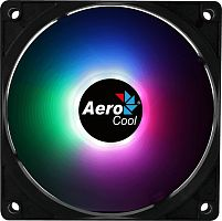 Вентилятор Aerocool Frost 12 PWM 120x120mm 4-pin 18-28dB 160gr LED Ret