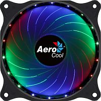 Вентилятор Aerocool Cosmo 12 120x120mm 4-pin(Molex)24dB 160gr LED Ret