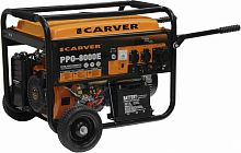 Генератор Carver PPG- 8000Е 11.1кВт