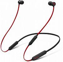 Гарнитура вкладыши Beats BeatsX Decade Collection черный/красный беспроводные bluetooth (шейный обод)