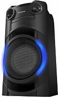 Минисистема Panasonic SC-TMAX10GSK черный 300Вт/CD/CDRW/FM/USB/BT