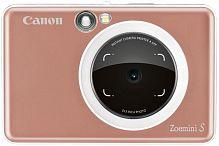 Фотоаппарат Canon Zoemini S розовый 8Mpix microSDXC 30minF/Li-Ion